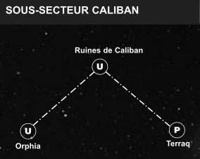 Sous-secteur Calidan